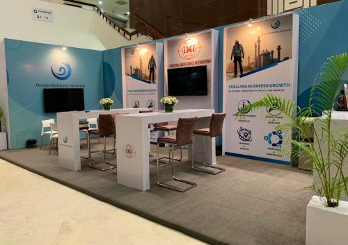 Expo Stand Design and Build